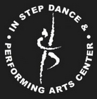 instep dance logo black